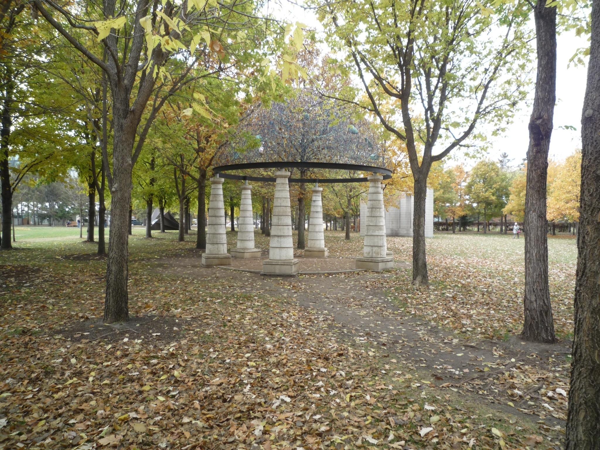 Walker art center sculpture garden bleu lens - Walker art center sculpture garden ...